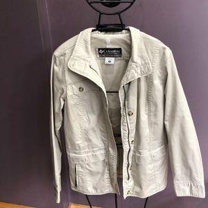 Columbia Sportswear XCO lightweight cotton jacket